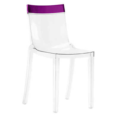 Picture of Hi-Cut Chair by Kartell, Set of 2